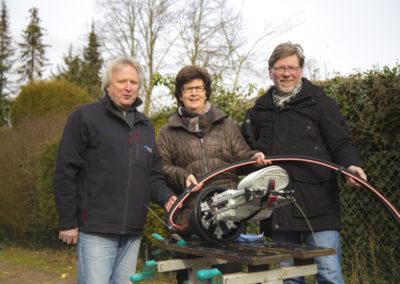 Ausbau Glasfaser für Wankendorf