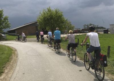 CDU Fahrradtour